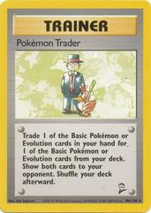 Pokemon Trader - 106/130 - Rare - Unlimited Edition