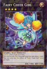 Fairy Cheer Girl - BP03-EN129 - Shatterfoil - Unlimited Edition
