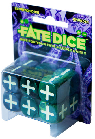 Fate Dice: Eldritch Dice