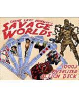 Savage Worlds Action Deck