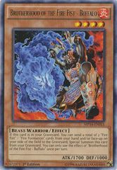 Brotherhood of the Fire Fist - Buffalo - MP14-EN015 - Rare - Unlimited