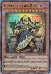 Gravekeeper's Oracle - MP14-EN215 - Ultra Rare - Unlimited