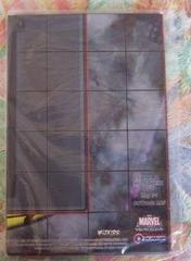 Neca Wizkids Marvel Heroclix Captain America Map Shield Helicarrier Bow LE