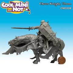 Chaos Knight (72mm) (Limited Edition)