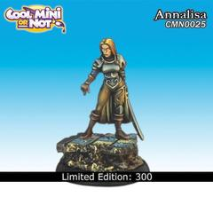 AnnaLisa Female Warrior (Limited Edition: 300)