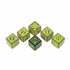 Hordes Circle Oroboros Dice Set