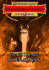 Warhammer Quest: Chaos Dwarf Expansion