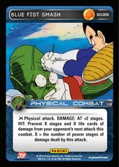 Blue Fist Smash - 135 - Regular