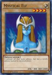 Mystical Elf - YS14-EN008 - Common - Unlimited Edition