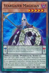 Stargazer Magician - YS14-EN009 - Super Rare - Unlimited Edition