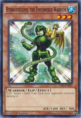Hydrotortoise the Empowered Warrior - YS14-EN015 - Common - Unlimited Edition
