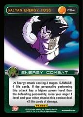 Saiyan Energy Toss C54 - Foil