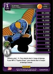 Burter - Ginyu Force - Foil