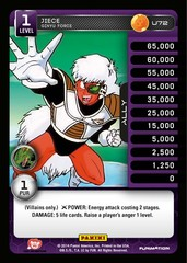 Jiece - Ginyu Force - Foil