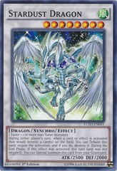 Stardust Dragon - LC5D-EN031 - Common - 1st Edition