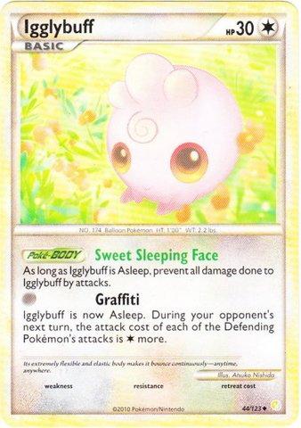 Igglybuff - 44/123 - Uncommon
