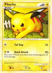 Pikachu - 78/123 - Common