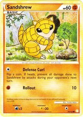 Sandshrew - 79/123 - Common