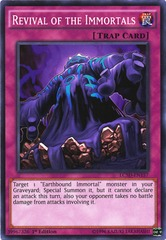 Revival of the Immortals - LC5D-EN157 - Common - 1st Edition
