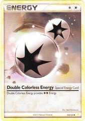 Double Colorless Energy - 103/123 - Uncommon
