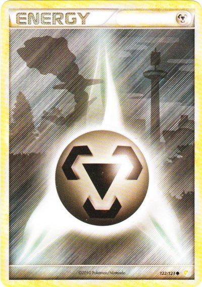 Metal Energy - 122/123 - Common