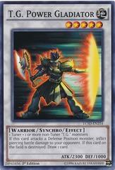 T.G. Power Gladiator - LC5D-EN214 - Common - 1st Edition