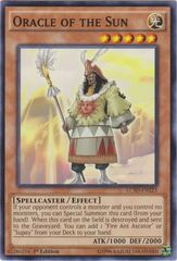 Oracle of the Sun - LC5D-EN223 - Common - 1st Edition