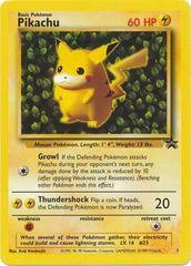 Pikachu - 1 - Pokemon League (July 1999) (No 1st Ed Symbol)