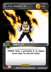 Black Power Up - 31 - Foil