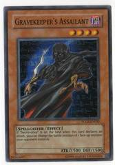 Gravekeeper's Assailant - TU02-EN002 - Super Rare - Unlimited Edition