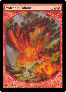 Volcanic Fallout - Textless Player Rewards