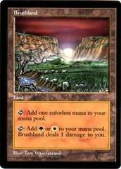 Brushland - Oversized