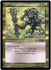 Oversized - Sol'kanar the Swamp King