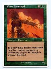 Oversized - Thorn Elemental