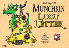 Munchkin: Loot Letter Clamshell Edition
