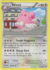 Blissey - 81/119 - Rare on Channel Fireball