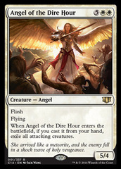 Angel of the Dire Hour on Channel Fireball