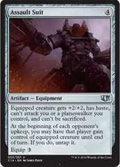 Assault Suit on Channel Fireball
