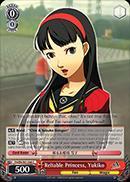 Reliable Princess Yukiko - P4/EN-S01-060 - C