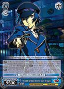 The 2000-IQ Killjoy Detective Naoto Shirogane - P4/EN-S01-073 - RR