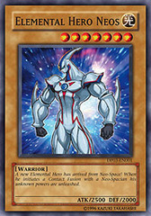 Elemental Hero Neos - DP03-EN001 - Common - 1st Edition