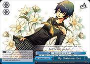 My Christmas Eve - P4/EN-S01-100 - CC
