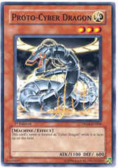 Proto-Cyber Dragon - DP04-EN004 - Common - 1st Edition