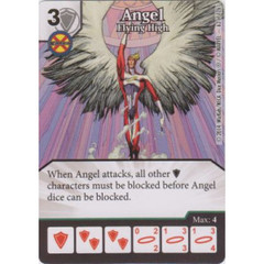 Angel - Flying High (Die  & Card Combo)