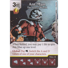 Ant-Man - The Insect World (Die  & Card Combo)