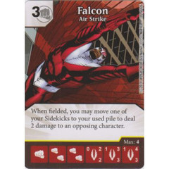 Falcon - Air Strike (Die  & Card Combo)