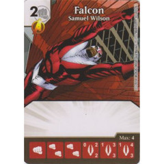 Falcon - Samuel Wilson (Die  & Card Combo)
