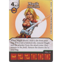 Magik - Lightchylde (Die  & Card Combo)