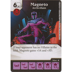 Magneto - Archvillain (Die  & Card Combo)
