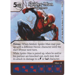 Spider-Man - Superhero (Die  & Card Combo)